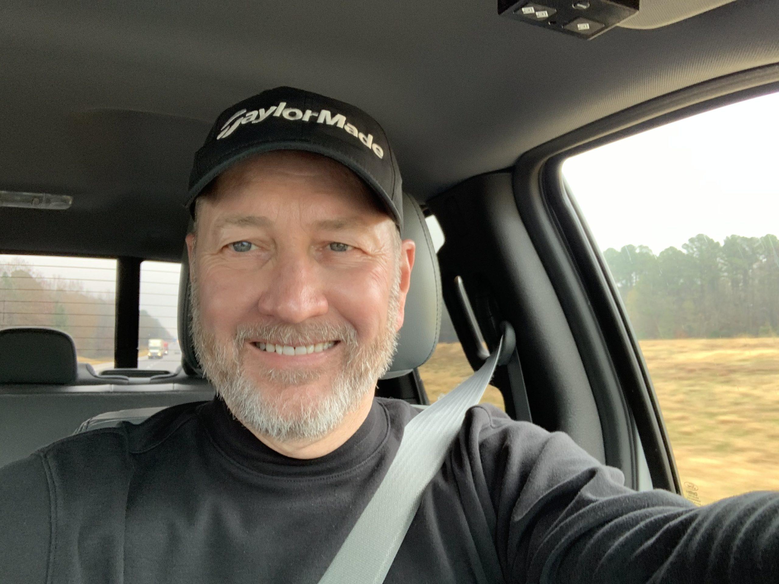 Headshot of owner Mark Pritchard