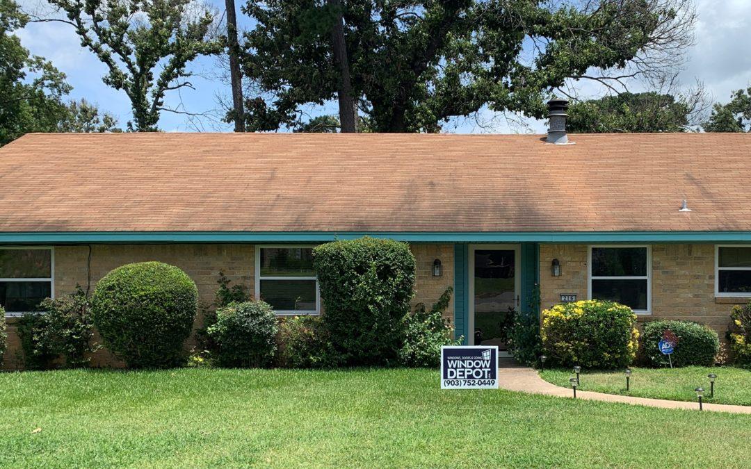 Replacement Windows in Longview, TX