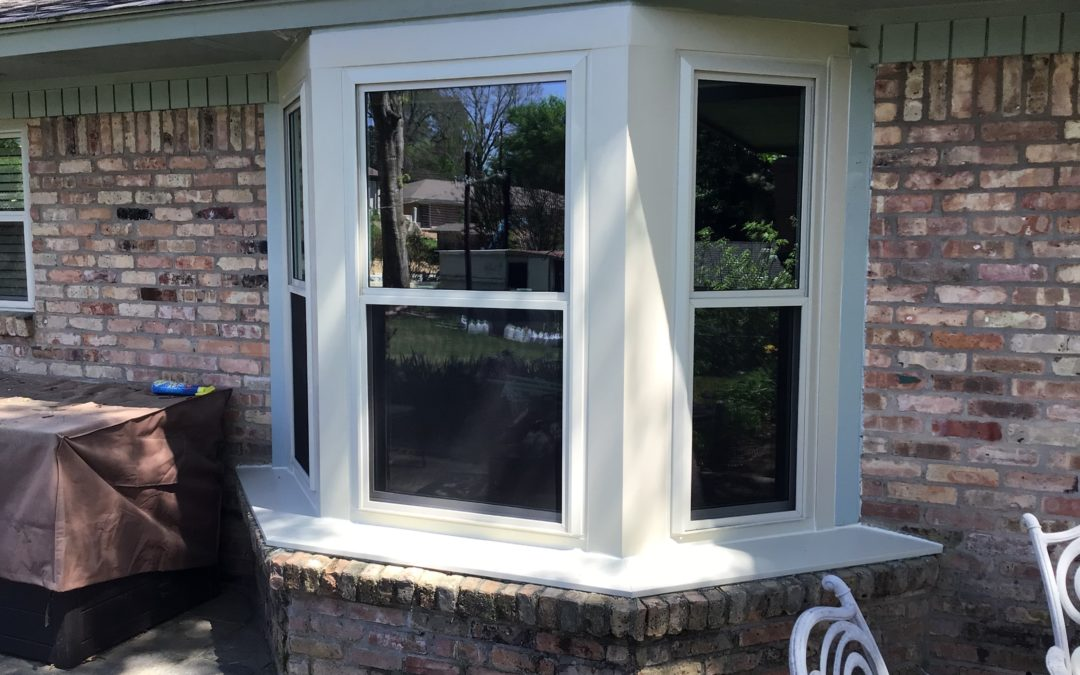 New Replacement Windows in Tyler, Texas