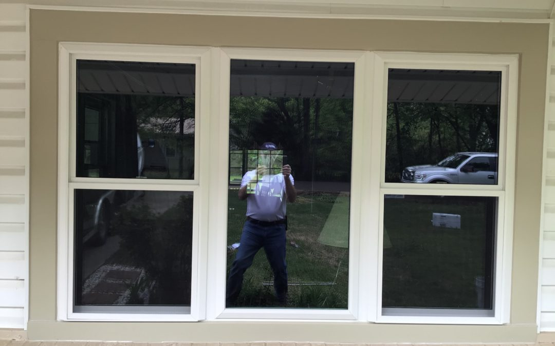 New Replacement Windows in Como, TX
